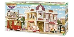 Didelis prekybos centras Sylvanian Families Town kaina ir informacija | Žaislai mergaitėms | pigu.lt
