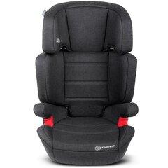 Automobilinė kėdutė KinderKraft Junior Plus, 15-36 kg, Juoda