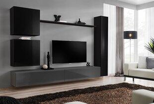 Sekcija Switch VIII, juoda/pilka