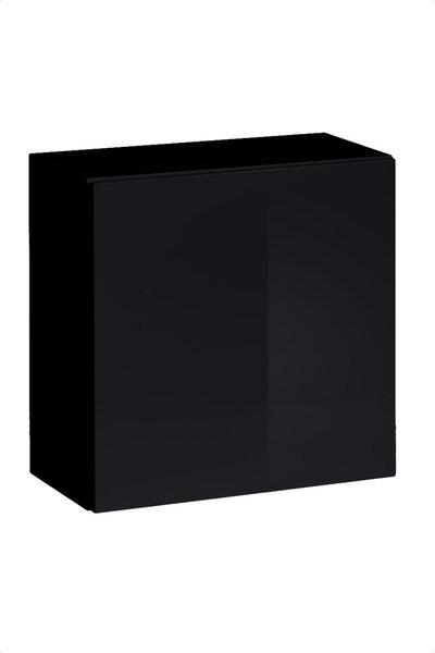 Pakabinama spintelė Switch SW 3, juoda