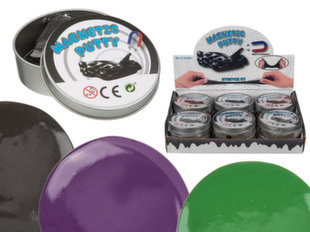 "Išmanusis plastilinas ""Magnetic putty"" (60g)"