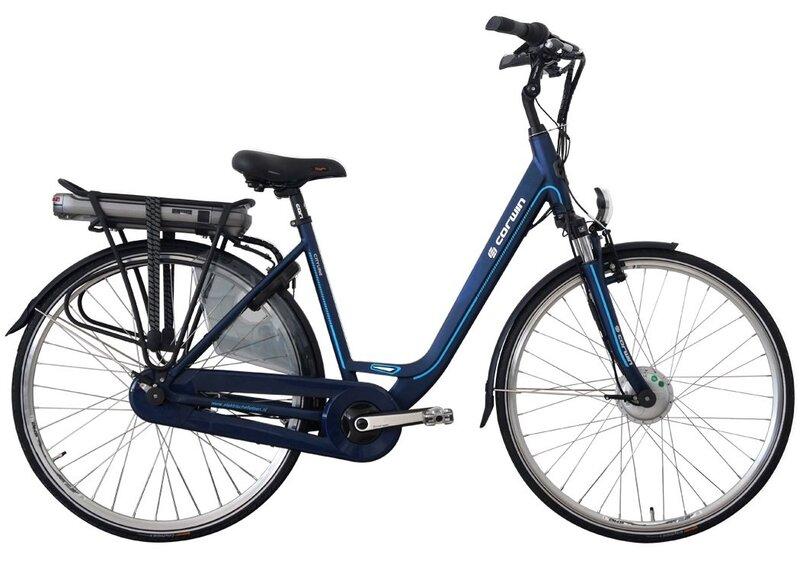 Elektrinis dviratis Corwin 28326, 28''