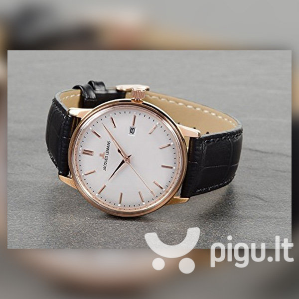 Laikrodis Jacques Lemans 1-213G (42 mm) atsiliepimas
