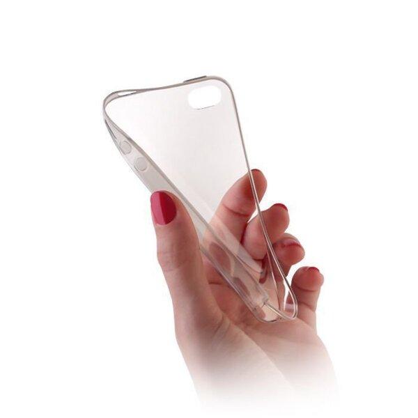 Apsauginis dėklas GreenGo Huawei P20 lite Ultra Slim TPU 0.3mm Transparent