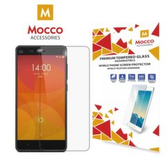 Grūdinto stiklo ekrano apsauga Mocco Tempered Glass Screen Protector, skirtaXiaomi Redmi 5 telefonui, skaidri