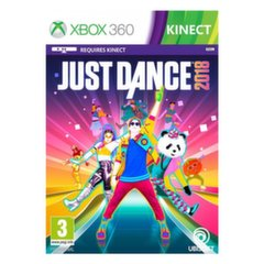 Microsoft Xbox 360 Just Dance 2018