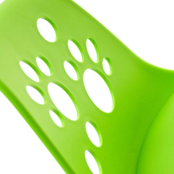 Vaikiška kėdė Foot, žalia