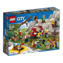 60202 LEGO® City, Wonderful adventures