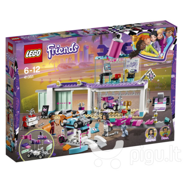 41351 LEGO® FRIENDS ,Creative tuning shop