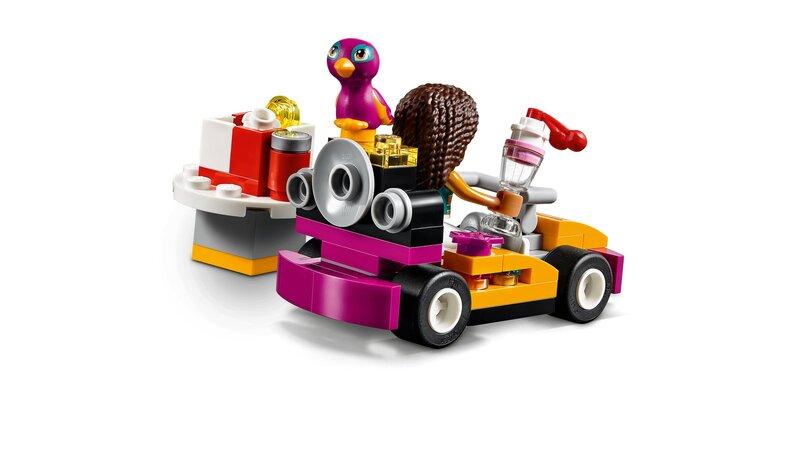 41349 LEGO® FRIENDS, Lenktynių restoranas