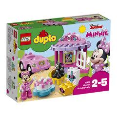 10873 LEGO® DUPLO, Disney TM - gimtadienio vakarėlis kaina ir informacija | Konstruktoriai ir kaladėlės | pigu.lt