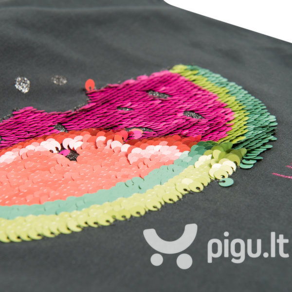 Cool Club marškinėliai trumpomis rankovėmis mergaitėms, CCG1613473