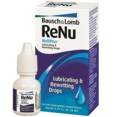 ReNu MultiPlus 8 ml tirpalas 1