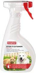 Beaphar Stop It Exterier Spray purškiama priemonė katėms ir šunims atbaidyti, 400 ml