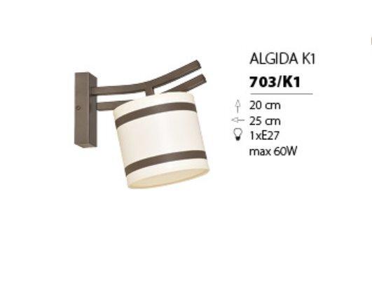 Šviestuvas Algida k1