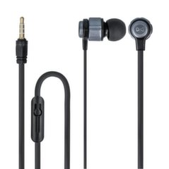 Ausinės Forever SE-400 Music Universal Headset with mic/remote / 3.5mm / Black