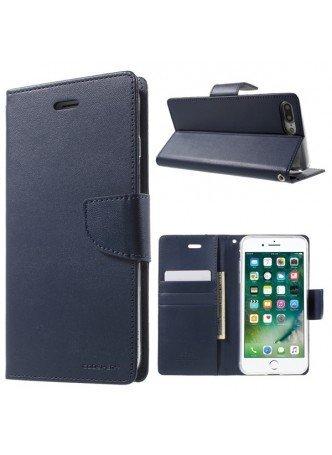 Apsauginis dėklas Mercury Apple iPhone 7/8 Bravo Diary Navy