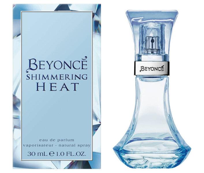 Kvapusis vanduo Beyonce Shimmering Heat EDP moterims 30 ml