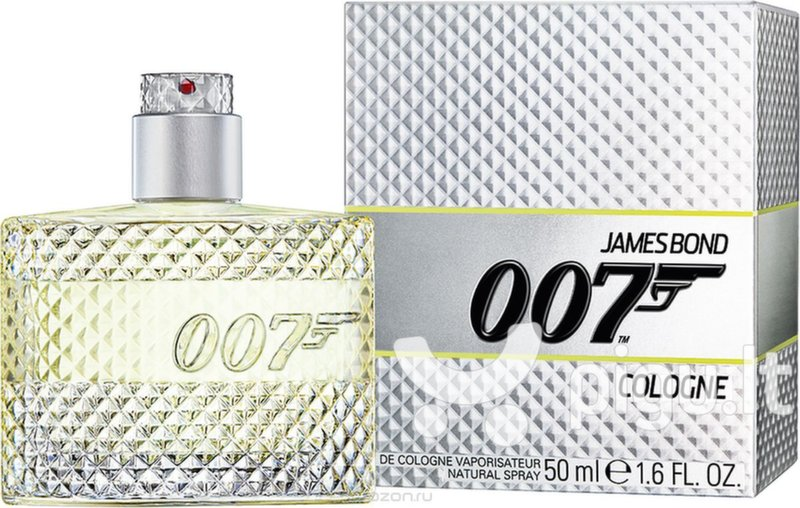 Odekolonas James Bond 007 EDC vyrams 50 ml
