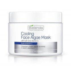 Šaldanti veido kaukė Bielenda Professional Face Program Cooling Face Algae 190 g