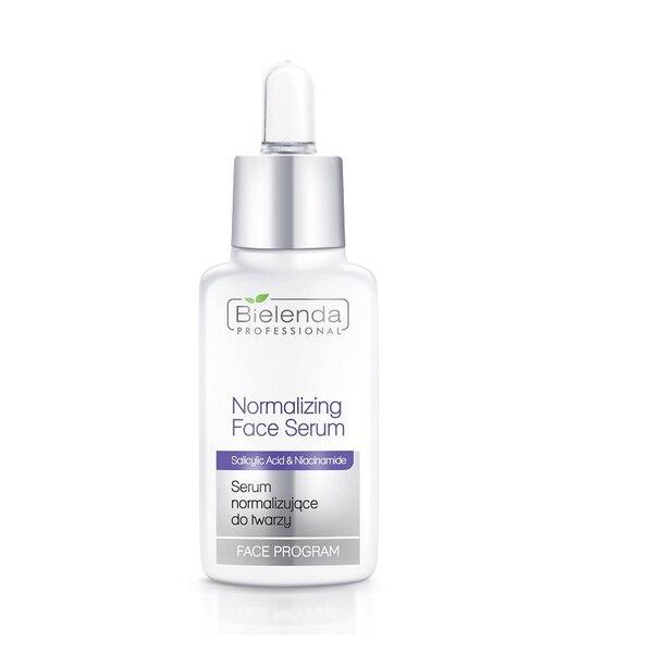 Veido serumas probleminei odai Bielenda Professional Face Program Normalizin 30 ml