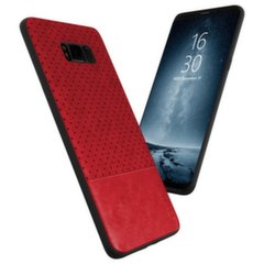 Apsauginis dėklas Qult Luxury Drop Back Case Silicone Case Samsung Galaxy Note 8 Red kaina ir informacija | Apsauginis dėklas Qult Luxury Drop Back Case Silicone Case Samsung Galaxy Note 8 Red | pigu.lt