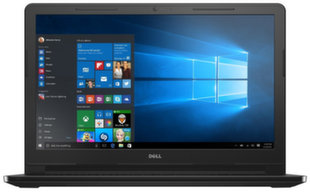 Dell Inspiron 15 3552 N3060 4GB 500GB Win10H