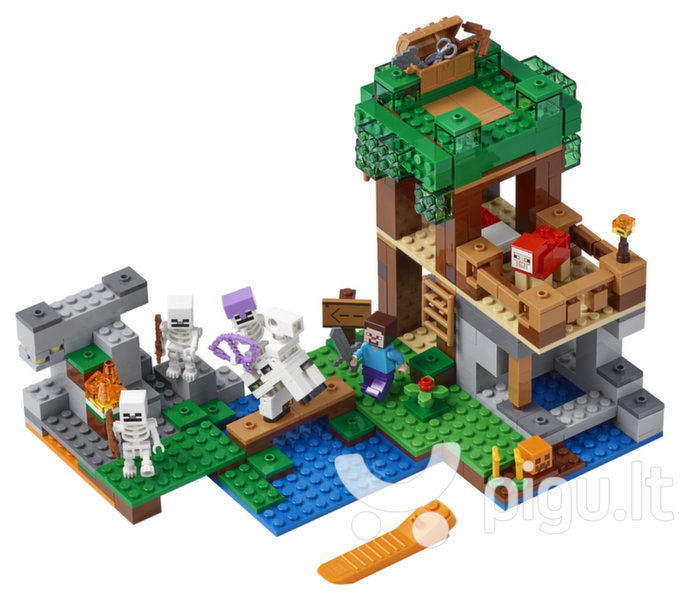 21146 LEGO® Minecraft, The Skeleton Attack