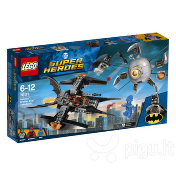 76111 LEGO® SUPER HEROES, Batman™: Brother Eye™ Takedown