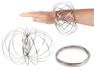 3D magiškas žiedas, sidabrinės spalvos, GT65550