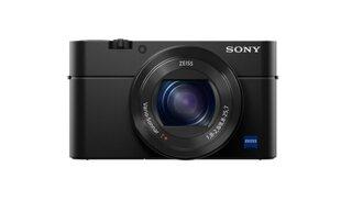 Sony DSC-RX100 IV, Juoda kaina ir informacija | Skaitmeniniai fotoaparatai | pigu.lt