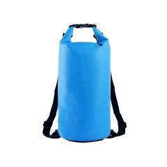 Neperšlampamas krepšys/kuprinė, 20L, MiniMu blue