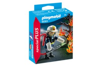 9093 PLAYMOBIL® Special Plus, Ugniagesys