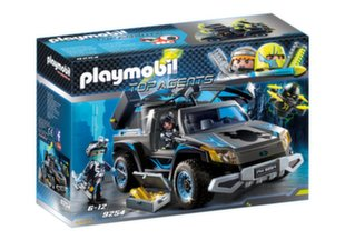 9254 PLAYMOBIL® Top Agents, Daktaro Drono visureigis