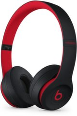 Beats Solo3 Wireless On-Ear Headphones - The Beats Decade Collection - Defiant Black-Red MRQC2ZM/A