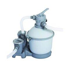 Baseino filtras-siurblys Bestway Flowclear (smėlio), 1000 gal.