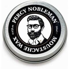 Ūsų vaškas Percy Nobleman's vyrams 20 ml kaina ir informacija | Ūsų vaškas Percy Nobleman's vyrams 20 ml | pigu.lt