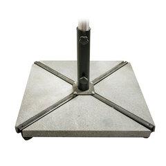 Skėčio stovas, pilkas kaina ir informacija | Skėčiai, markizės, stovai | pigu.lt