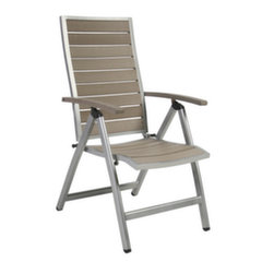 Kėdė Sterling, pilka