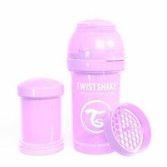 Buteliukas Twistshake Anti-Colic, 180 ml, pastel purple kaina ir informacija | Buteliukas Twistshake Anti-Colic, 180 ml, pastel purple | pigu.lt