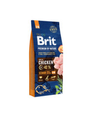 BRIT Premium By Nature Senior Small Medium S-M 15 kg