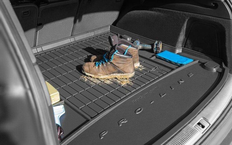 Guminis bagažinės kilimėlis Proline RENAULT Kadjar 2015-->