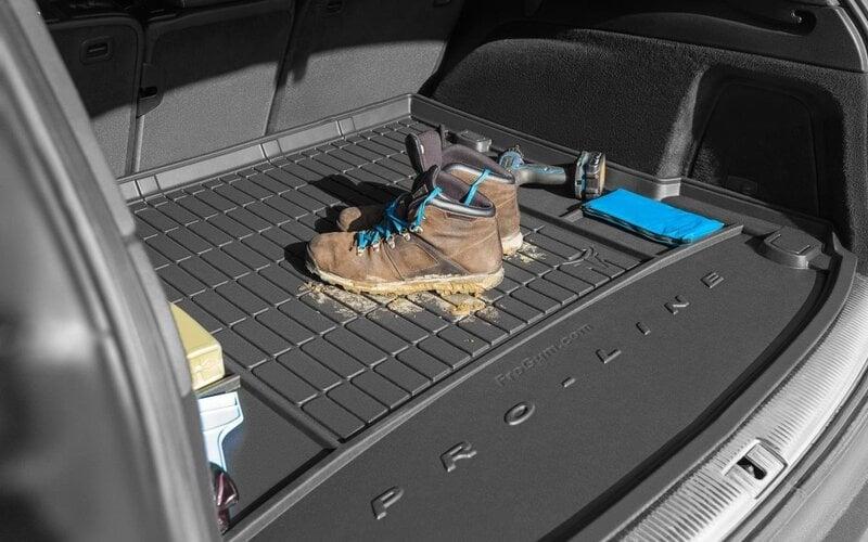 Guminis bagažinės kilimėlis Proline AUDI A4 B9 Sedan 2015-->