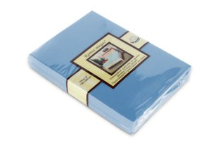 Nostra trikotažinė paklodė su guma Jersey, 140x200 cm