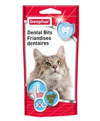 Beaphar Dental Bits dantų švarai palaikyti, 35 g