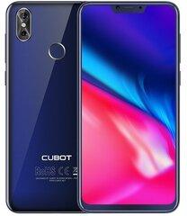 Cubot P20, Mėlyna kaina ir informacija | Mobilieji telefonai | pigu.lt