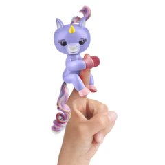 Interaktyvūs vienaragis ant piršto Fingerlings Unicorn Alika