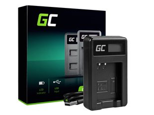 Green Cell Battery Charger MH-65 for Nikon EN-EL12, AW100S, S640, AW100, P300, P330, P310, S70 S6000