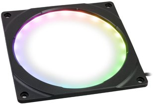 PHANTEKS Illuminated frame for 140mm RGB fan (PH-FF140DRGBP_BK01)