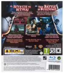 Game Playstation 3 (PS3) Lego Harry Potter Years 5-7 (BOX; DVD; English, Polish; from 7 years old)